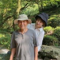 孟小琦和爷爷